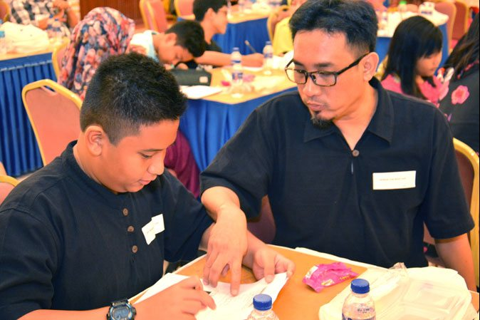 Maths Workshop For Parent And Child