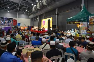 Selawat led by Ustaz Fakhrurazi at Exhibition on the Artefacts of Rasulullah SAW & His Companions RA.