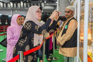 """Day 2 """"Artefacts of Rasulullah S.A.W & His Companions R.A."""" Exhibition (Highlights)"""