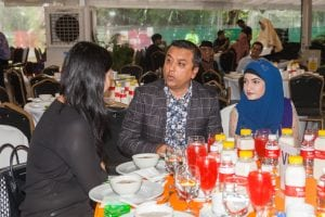 Community Iftar with Her Excellency Mdm Halimah Yacob