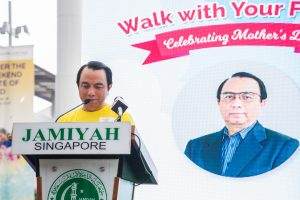 """""""Walk with Your Family"""" on Mother's Day 2018"""