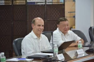Visit from BYU & The Church of Jesus Christ of Latter-day Saints