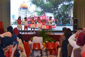 National Day Observance 2018 by Jamiyah ECE Centres
