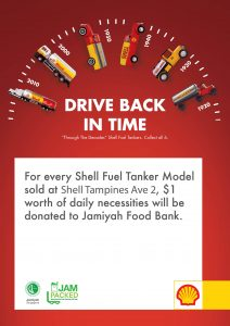 Initiatives with Shell Singapore