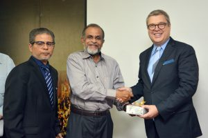 BYU and LDS officials visits Jamiyah Singapore