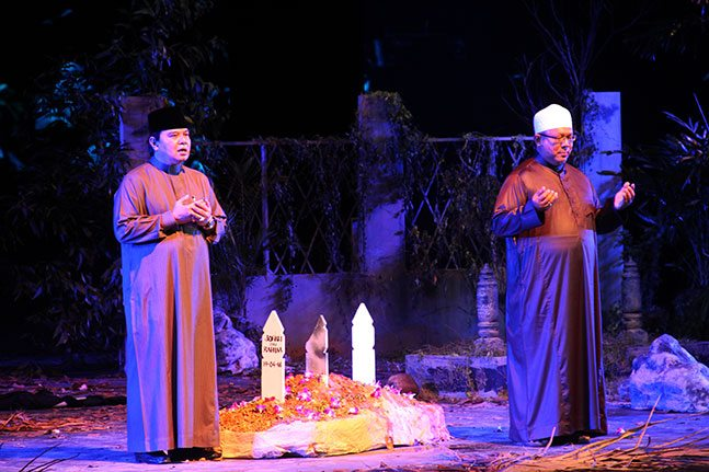 Comedy-Missionary Play As First Theatre Production Of Jamiyah Singapore