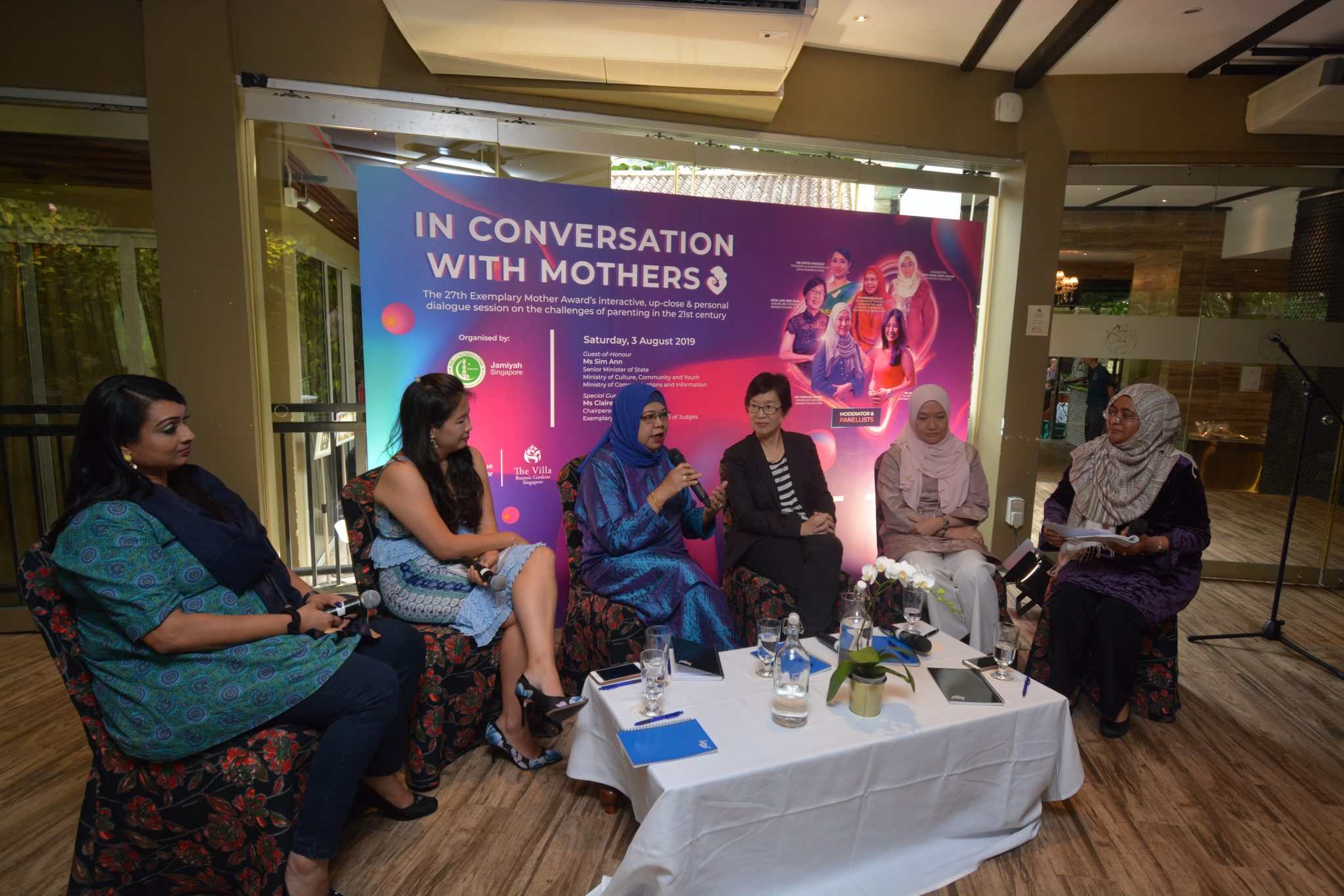 In Conversation With Mothers