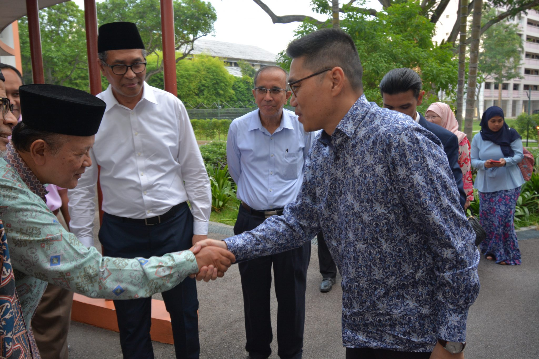 Jamiyah Children's Home Residents opens its doors to RBA